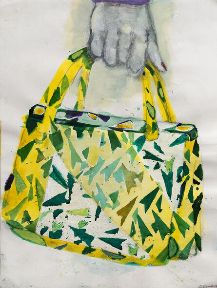 Cristina Canale, 'Camouflage Bag', 2016