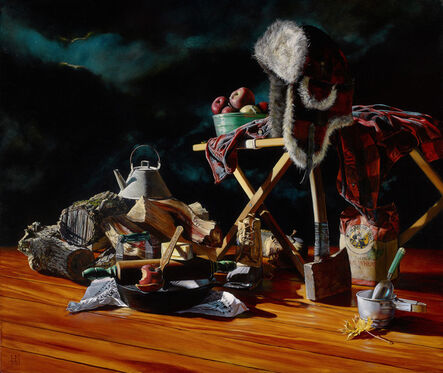 Heather Neill, 'Skillet Apple Pie', 2014