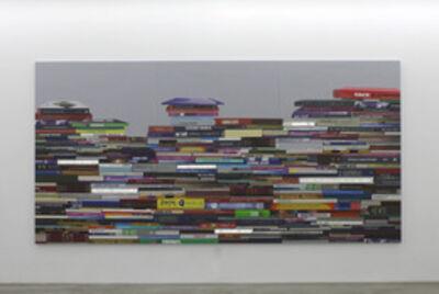 Airan Kang, 'Pile of Books (horizontal)', 2012