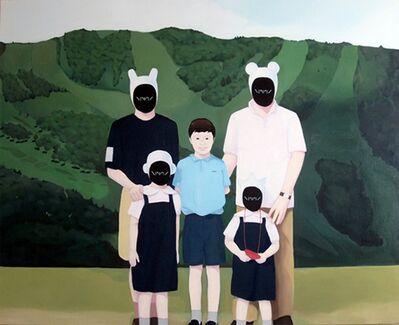 Tatsuhito Horikoshi, 'Summerday', 2010