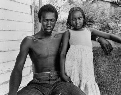 Nicholas Nixon, 'Yazoo City, Mississippi', 1979