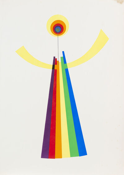 Man Ray, 'Revolving doors', 1972