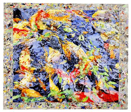 Joseph Raffael, 'Swirling Water', 2013