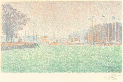 Paul Signac, 'At Flushing (A Flessingue)', 1895