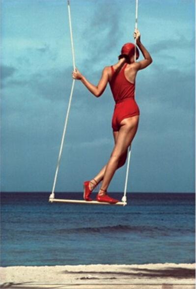 Patrick Demarchelier, 'Bonnie Berman, British Vogue', 1983