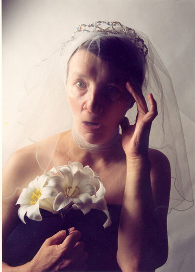 Jo Spence, 'The Bride', 1984-1986