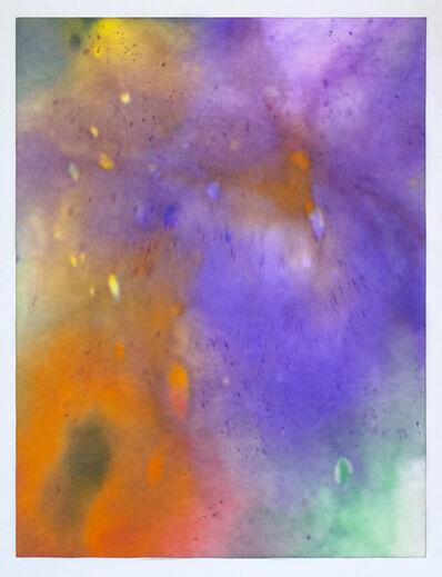 Ben Weiner, 'Viagra Flowers (Purple Orange Pink),', 2020