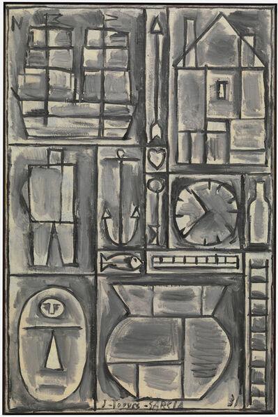 Joaquín Torres-García, 'Composition', 1931