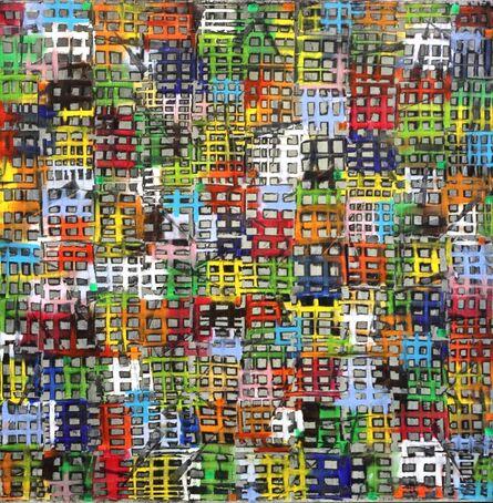 Petra Rös-Nickel, 'Color Block 15-8', 2015