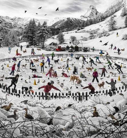 Marcelo Tinoco, 'Duck's Lake 2 - Matterhorn,Switzerland', 2020