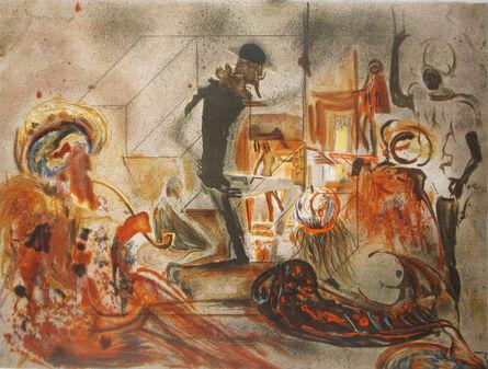 Salvador Dalí, 'Studio of Dali', 1965