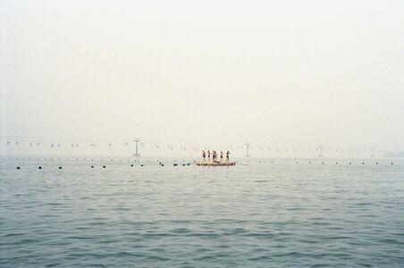 Catherine Henriette, 'Le ponton', 2014
