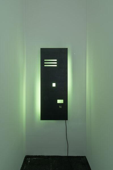 Niko Abramidis &NE, 'Cryptic Machine Prototype N5', 2020
