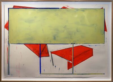 José Pedro Croft, 'Sin Título', 2003