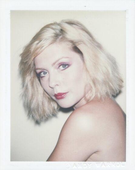 Andy Warhol, 'Polaroid Photograph of Debbie Harry', 1980