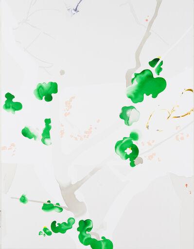 Masumi Nakaoka, 'drip, tumtum, clear', 2014