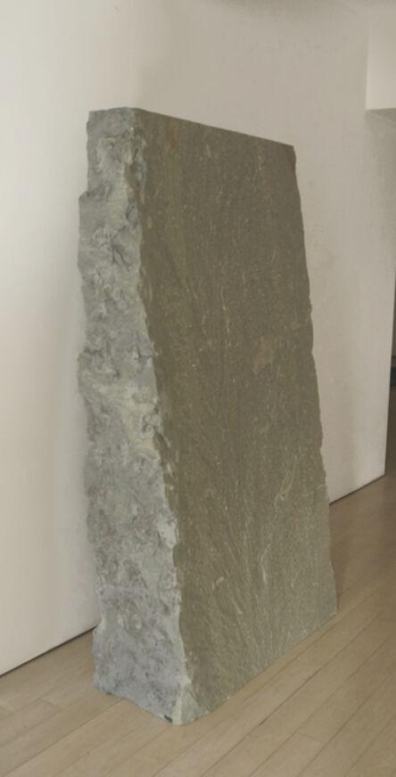 Ulrich Rückriem, 'Wedge ', 2015