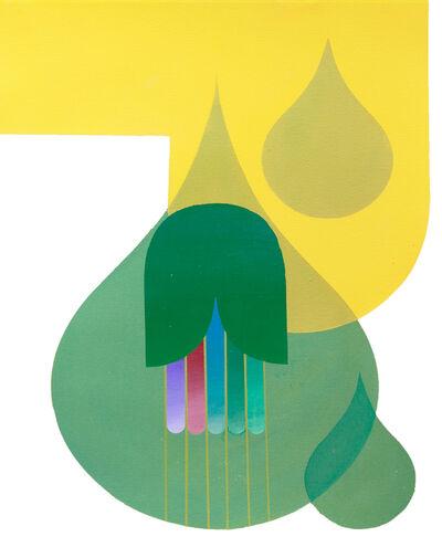 Sarah Gee Miller, 'Rain', 2021