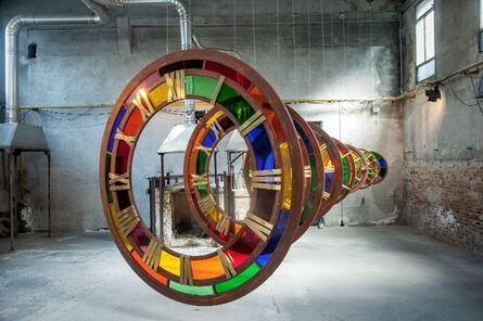 Zak Ové, 'Time Tunnel', 2013