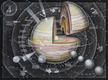 Casey Cripe, 'Planets: Jupiter (v.1.1)', 2015