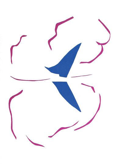 Henri Matisse, 'Bateau', 1954