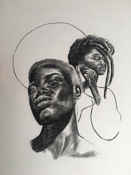 Neo Mahlangu, 'The Soft Black Womxn II', 2020
