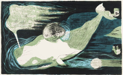 Benton Spruance, 'A group of 26 works from Moby Dick: The Passion of Ahab', 1968