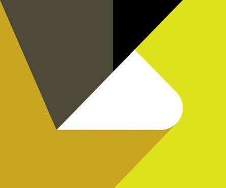 Gary Andrew Clarke, 'Mustard Folds', 2020