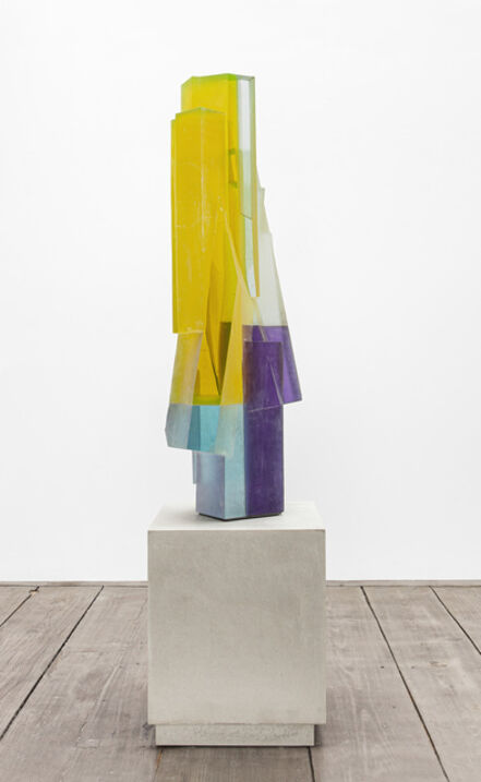 Kai Schiemenz, 'Large Straight', 2020