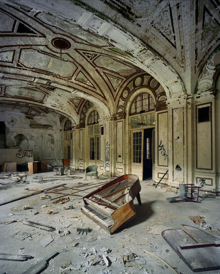Andrew Moore, 'Lee Plaza, Piano', 2009