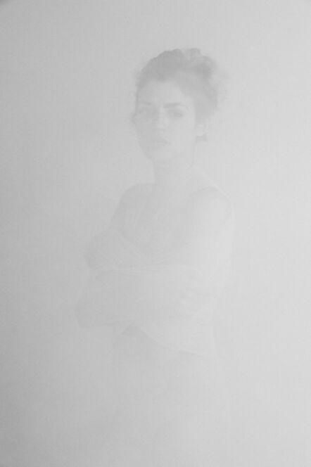 Donata Wenders, 'Portrait in a Haze', 2017