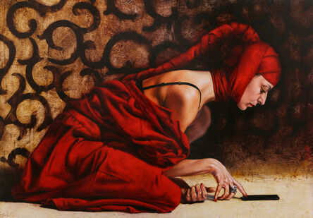 Saturno Butto, 'I Only Love my Self-ie', 2014