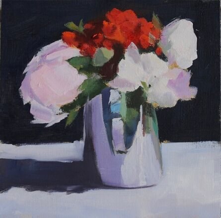 Hilda Oomen, 'Silver Cup', 2018