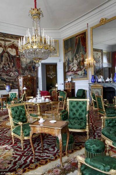 'Salon de thé de l'Impératrice (The Empress' tea room)'
