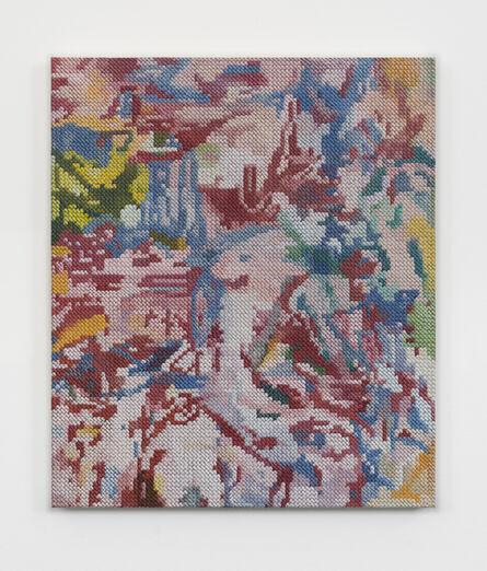 Christina Niederberger, 'Untitled (after de Kooning)', 2018