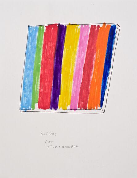 Jim Torok, 'Nobody Can Stop a Rainbow #2', 2015