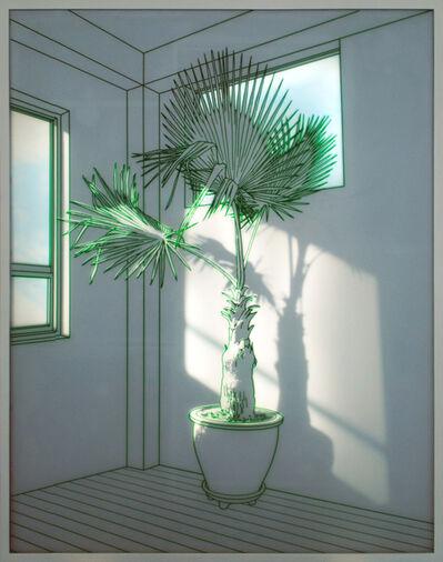 Sun-tae Hwang, 'Tree in the room', 2014