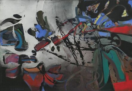 Syd Solomon, 'Windwest', 1978