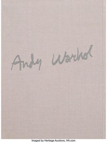 Andy Warhol, 'Andy Warhol Kiku Exhibition Catalogue', 1984