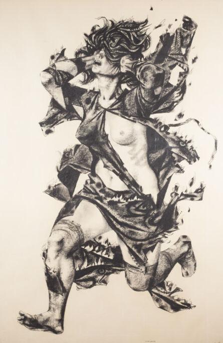 Joseph Hirsch, 'Burning Woman', 1964