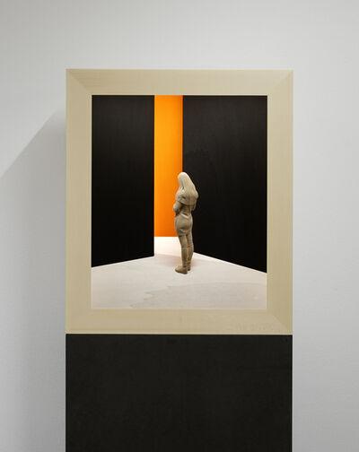 Peter Demetz, 'The Gap', 2019