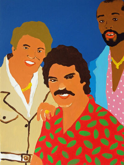 Alan Fears, 'Magnum and Pals', 2021