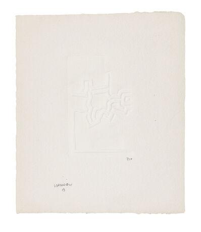 Eduardo Chillida, 'Harvard I', 1977