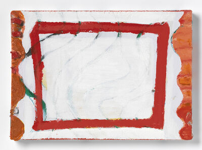 Louis Risoli, 'Red Plots Green's Revenge', 2015