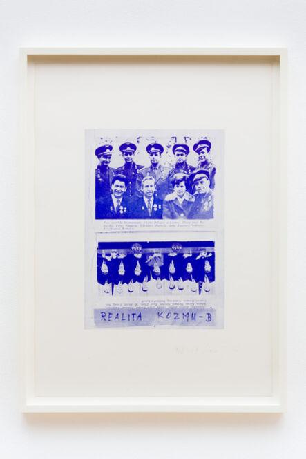 Stano Filko, 'Reality of Cosmos – B,', 1968-1969