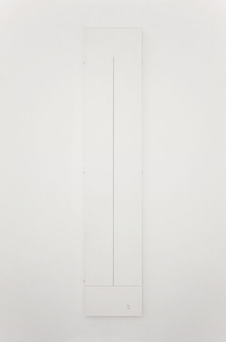 Stanley Brouwn, '1 m', 1973