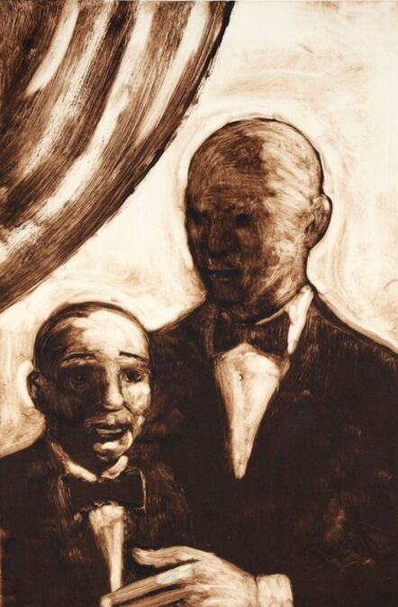 John Kirby, 'The Ventriloquist', 2007