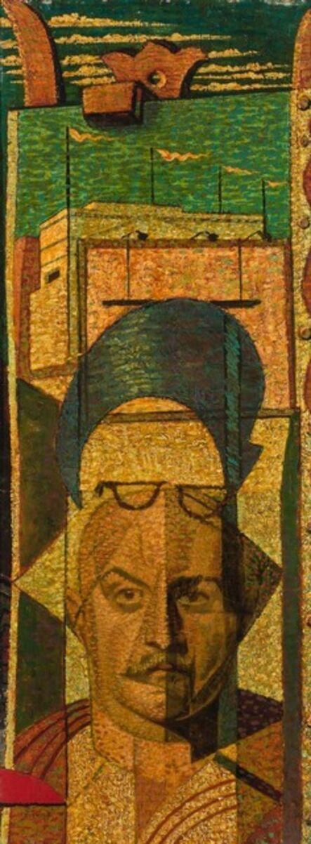 Francis Criss, 'Self Portrait'