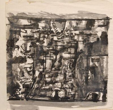 Arthur Monroe, 'Calligraphy', Unknown