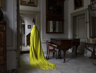 Güler Ates, 'Woman in Huys te Warmond I', 2014